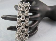 Silver  Filagree bracelet by TheveninJewelry on Etsy, $40.00