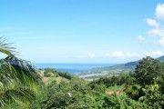 Pomme Canelle Gite au calme vue mer et piscine Saint Pierre - Location Gite #Martinique #SaintPierre
