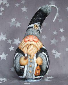 New Year Nicholas Gourd