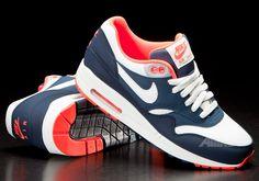 Nike Air Max 1 Essential Total Crimson