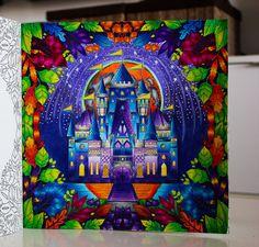 Enchanted Forest-Johanna Basford-Castel
