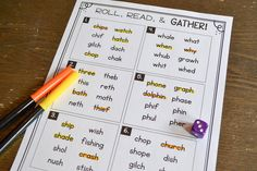 I am always on the hunt for new, fun phonics games! Teaching the same phonics patterns and skills over and over can be difficult for both my students and for me as the teacher to try and have students practice these skills without getting bored.    Before we play phonics games, there is always a direct …