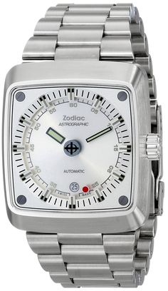 Zodiac Watches, Timex Watches, Watch This Space, Automatic Watch, Watches For Men, Wrist Watches, Casio Watch, Quartz, Stainless Steel