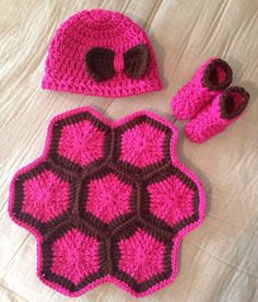 Custom Crochet Turtle Shell Set by AshleesCrochet on Etsy, $40.00