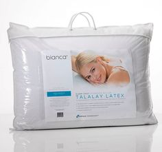 Talalay latex corePolyester inner coreRemovable, zippered high quality cotton velour protectorProvides support to correct sleeping posture, allowing a perfect night's sleepDurable and breathableEasy careAir before use Inner Core, Perfect Pillow, Sunlight, Bleach, Latex, Bed Pillows, How To Remove, Sleep