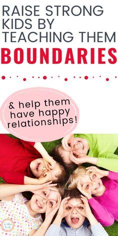 Peaceful Parenting, Gentle Parenting, Parenting Hacks, Respect Parents, How To Teach Kids, Kids Behavior, Happy Relationships, Healthy Kids, Social Skills