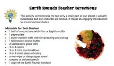 FREE SCIENCE LESSON - �FREE Edible Earth Rounds Activity� - Go to The Best of Teacher Entrepreneurs for this and hundreds of free lessons.  2nd - 6th Grade