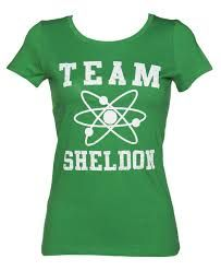 popluar sheldom cooper t-shirts