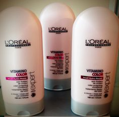 Volumino Hair Care from the L'Oreal Serie Expert Line #BlazeSalon #Loreal #HairCare #Shampoo #Conditioner