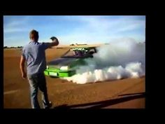 Cars Burnout [2014]