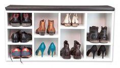 Znalezione obrazy dla zapytania szafka na buty z siedziskiem