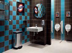 Pastele   Tubądzin #home #style #bathroom #decor #inspiration #wnętrze #łazienka #tubadzin