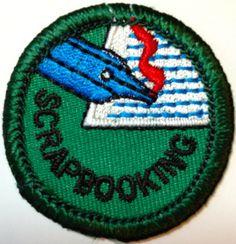 Creative Scrapbooking, Pines of Carolina Girl Scout Badges, Girl Scouts, Girl Scout Council, Girl Scout Juniors, Patches, Scrapbooking, Christmas Ornaments, Holiday Decor, Creative