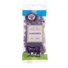Blueberries are much loved for their sweetness and nutritional value, and our dried blueberries come to us from the US and are an excellent low calorie and sodium treat for busy days, but still taste delicious and can be eaten on their own or added in to almost anything! http://ceciliasfarm.co.za/product/blueberries/