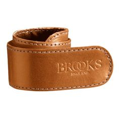 Brooks Saddles Bicycle Trouser Strap OnePiece Honey -- Want additional info? Click on the image. (Note:Amazon affiliate link) #BicyclePedals