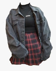 Edgy Outfits – Page 4428722970 – Lady Dress Designs Soft Grunge Outfits, Edgy Outfits, Mode Outfits, Retro Outfits, Cute Casual Outfits, Outfits For Teens, Vintage Outfits, Fashion Outfits, School Outfits
