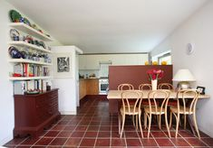 modern and family life, open shelving Ware, Kent — The Modern House Estate Agents: Architect-Designed Property For Sale in London and the UK
