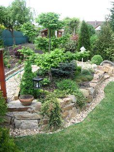 13 Amazing Planters For Your Flower Garden & 2020 & Ducks & a Row Terrace Garden, Garden Paths, Landscape Design, Garden Design, Shade Garden, Amazing Gardens, Garden Inspiration, Backyard Landscaping, Garden Cottage
