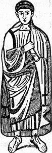 Saint Gervase pray for us and for the discovery of thieves and haymakers.  Feast day June 19.