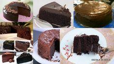 O chocolate mud cake, traduzindo literalmente bolo de chocolate lama, é macio, úmido, saboroso e irresistível. Não necessita de calda nem de recheio, é fácil e rápido de fazer. Uma cobertura de ganache é a combinação perfeita desta delícia.