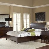 Found it at Wayfair - Legend Wood Panel Bedroom Collection