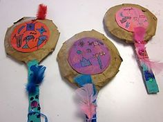48 Excellent Native American Crafts to Make | FeltMagnet