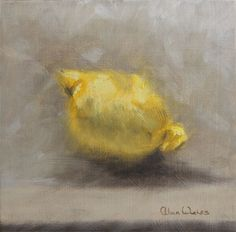 Buy Lemon Study, Oil painting by Alan Weiss on Artfinder. Discover thousands of other original paintings, prints, sculptures and photography from independent artists.
