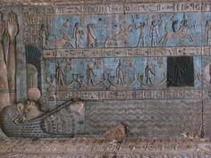 Star Gates: Temple of Hathor, Dendera, Egypt 2011 by andrei deev, via Flickr