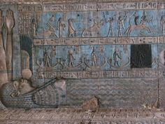 Star Gates: Temple of Hathor, Dendera, Egypt 2011 by andrei deev, via Flickr