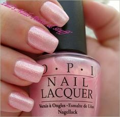 Opi Princesses Rule Put Over Italian Love Affair As An Accent Nail