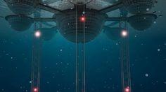 green design, eco design, sustainable design, Phil Pauley, Underwater City, Sub-Biosphere 2, biodome