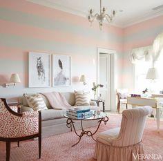 Perfect living room space via Veranda!