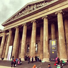 British Museum in London, Greater London