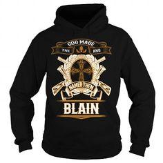 BLAIN, BLAINBIRTHDAY, BLAINYEAR, BLAINHOODIE, BLAINNAME, BLAINHOODIES - TSHIRT FOR YOU