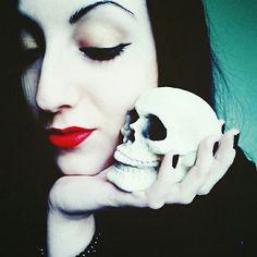 Mrs Hudson took my skull