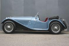 1937 Jaguar SS 100 Drop Head Coupé