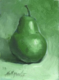 This is a good example of the use of a monochromatic color scheme becuase it uses different shades and tints of green.