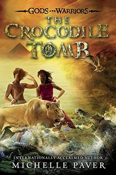 The Crocodile Tomb (Gods and Warriors) by Michelle Paver http://www.amazon.com/dp/0803738838/ref=cm_sw_r_pi_dp_E2yEwb1NSAHJS