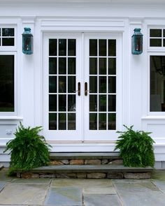 Love The Doors Windows And Step Down To Patio Mud Room Pinterest Patios Window And Doors