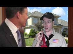 The Randy Rainbow Show: Would You Like To Buy Some Boy Scout Cookies? Randy goes door to door to get support for gays in the boy scouts, including the door of Governor Rick Perry.