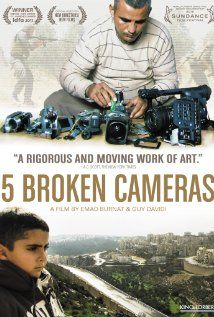 5 Broken Cameras (2011) -  Nomination presentation for best documentary feature - The 85th Annual Academy Awards (2013)