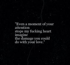 """imagine the damage you could do with your love"""" -Beau Taplin (oh so true! I am lucky his heart is mine❤️) Poetry Quotes, Words Quotes, Wise Words, Sayings, Ascendant Balance, Beau Taplin Quotes, Favorite Quotes, Best Quotes, Schrift Design"""