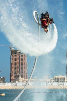 Aaron Gould - Flyboard World Championship 2013 Doha, Qatar