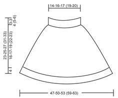 Baby Dove / DROPS Baby 17-5 - Kostenlose Strickanleitungen von DROPS Design