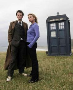 """""""For the first nineteen years of my life nothing happened. Nothing at all. Not ever. And then I met a man called The Doctor. A man who could change his face. And he took me away from home in his magical machine. He showed me the whole of time and space."""""""