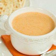 Crab Bisque- one of my favorite dishes :) definitely up for trying this recipe