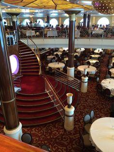 Celebrity Summit Main Dining Room 7 Night Cruises Feature