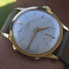 1950s Patek Philippe First Edition 2597