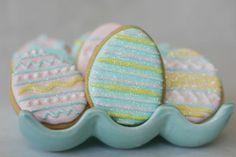 Easter Cookies - Somewhat Simple