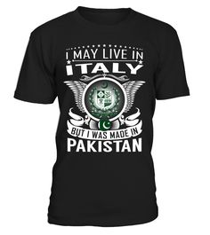 I May Live in Italy But I Was Made in Pakistan #Pakistan